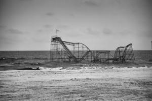 Seaside Heights -Roller Coaster 2