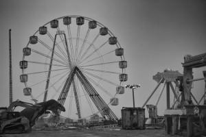 Funtown Piers Ferris Wheel