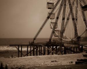 Seaside Heights Funtown Pier